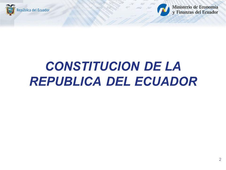 2 CONSTITUCION DE LA REPUBLICA DEL ECUADOR