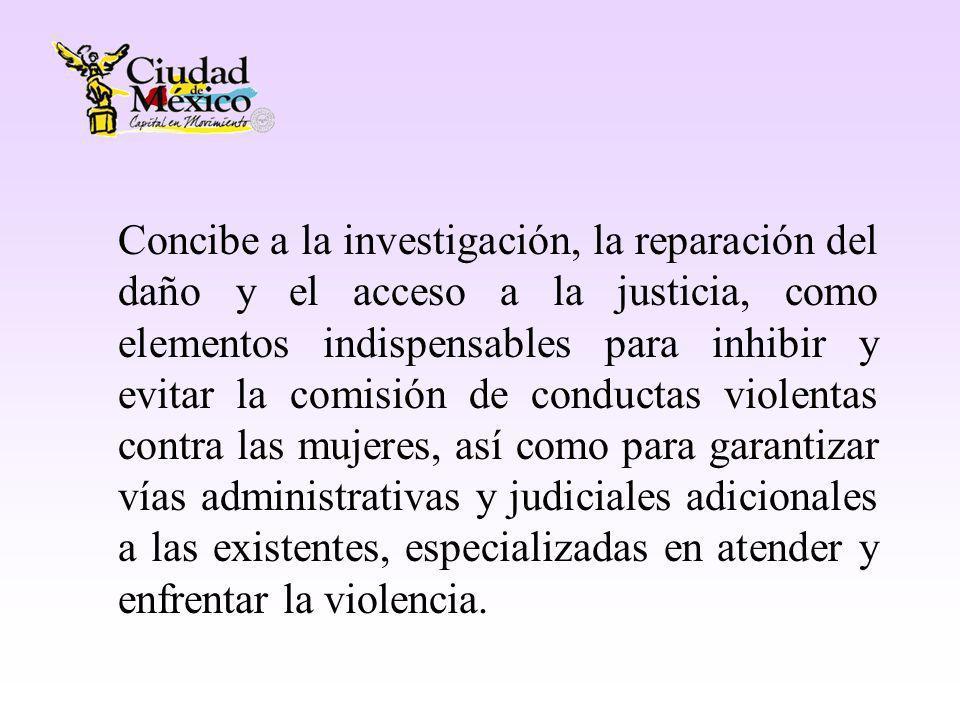 ATENCIÓN Y PREVENCIÓN DE LA VIOLENCIA CONTRA LAS MUJERES EN EL DISTRITO FEDERAL INSTITUCIÓN EJECUTORA DEL GASTO PRESUPUESTO 2008 PREVENCIÓN DE LA VIOLENCIA CONTRA LAS MUJERES EN EL DISTRITO FEDERAL 1/ ATENCIÓN DE LA VIOLENCIA CONTRA LAS MUJERES EN EL DISTRITO FEDERAL 2/ ACCESO A LA JUSTICIA TOTAL Tribunal Superior de Justicia del Distrito Federal$1,500,000.00$29,500,000.00$0.00$31,000,000.00 Diseñar, elaborar y difundir materiales educativos; impartir talleres; realizar estudios estadísticos e investigaciones sobre violencia contra las mujeres; realizar campañas de prevención.