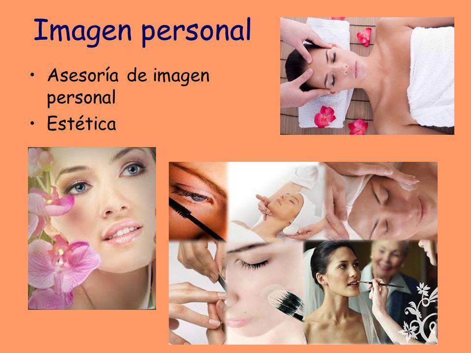 Asesoría de imagen personal Estética Imagen personal