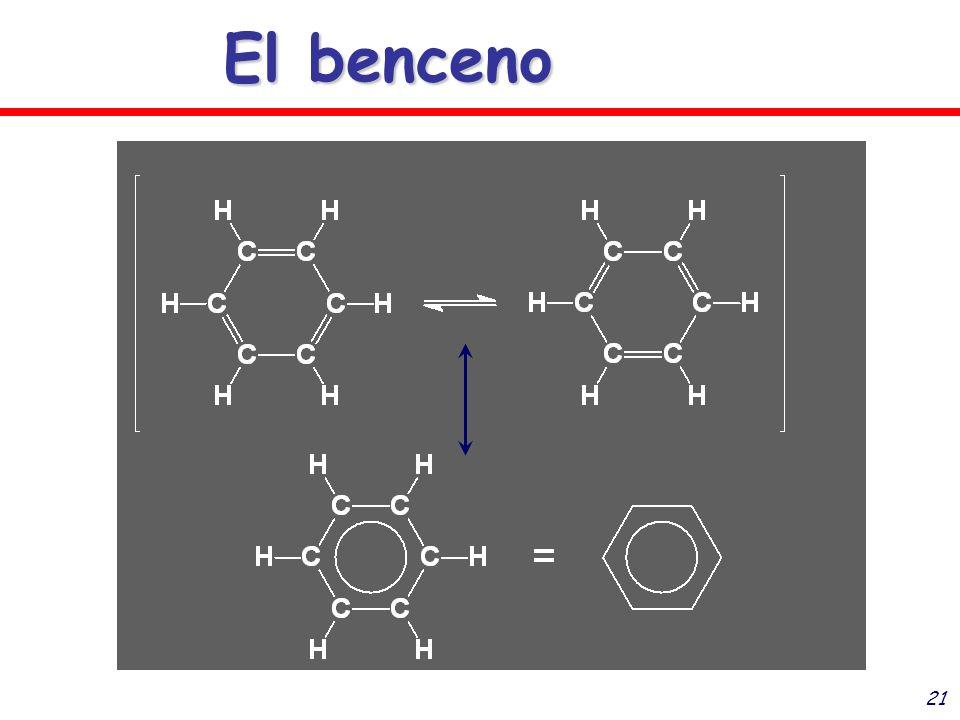 21 El benceno