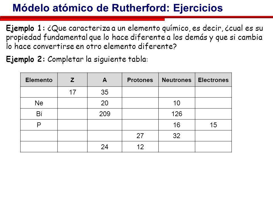 En un átomo: - Número atómico (Z): Número de protones. Indica la carga eléctrica del núcleo y de la corteza atómica - Número másico (A): Número de pro