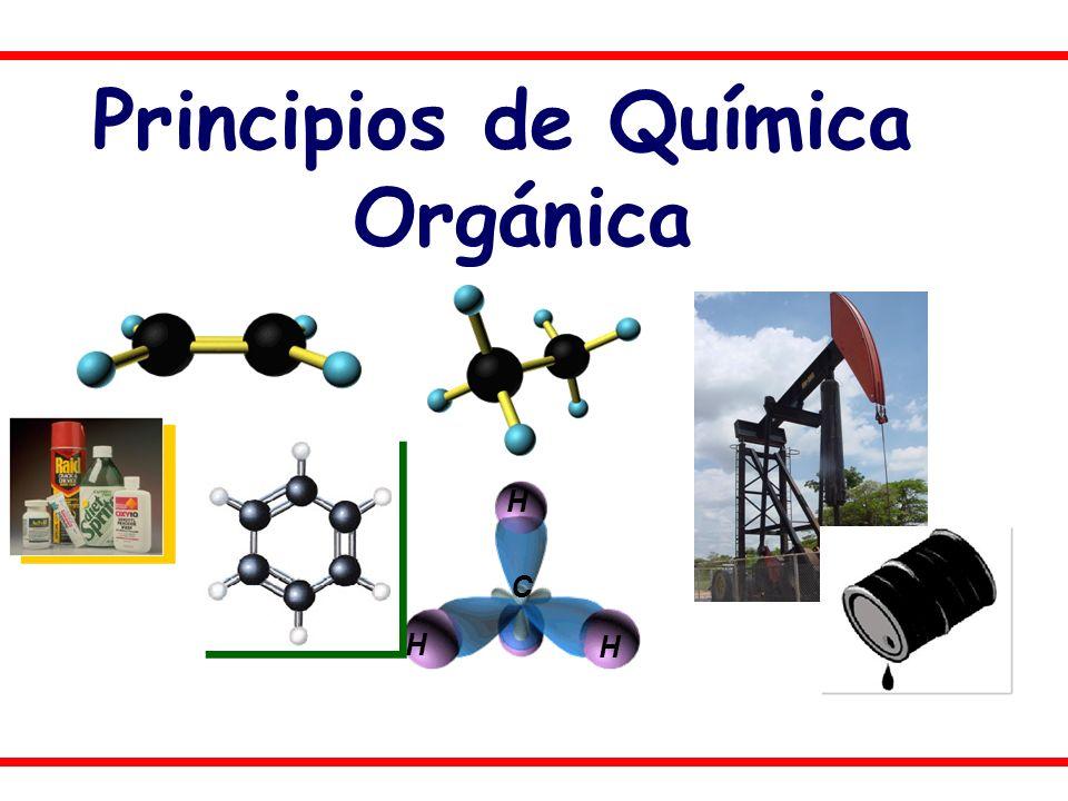 Unidad básica de la Química Orgánica Es un enlace covalente Capacidad para formar moléculas muy largas con o sin ramificaciones, lo que conduce a una variedad infinita de estructuras moleculares Además, puede incorporar otros átomos y/o grupos de átomos Enlace C - C