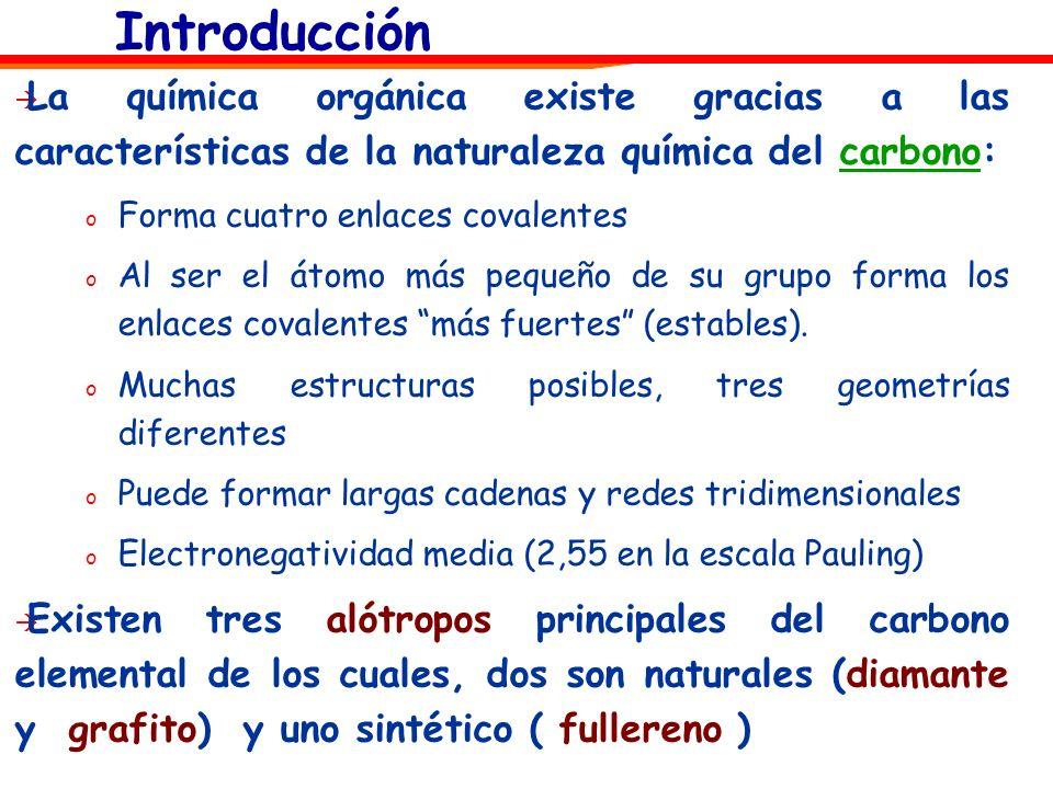 Enlace C-C, Estructura del electrónica del C Orbital híbrido o o Son orbitales que se forman mediante una combinación (mezcla) de orbitales atómicos distintos.