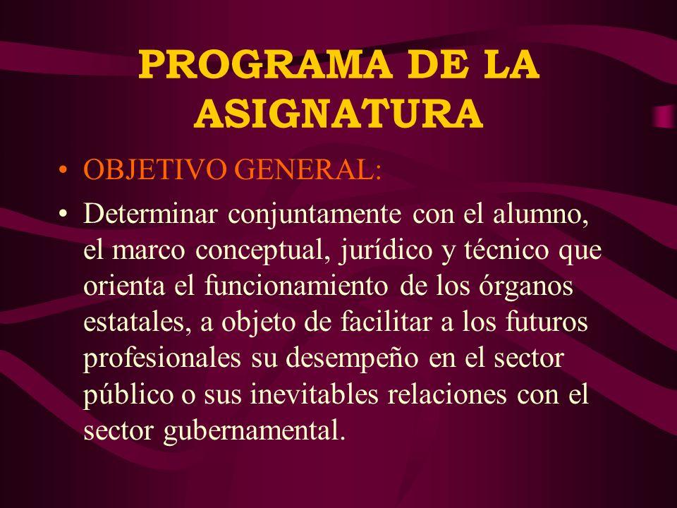 ESTADO REFORMISTA: 1973 - .