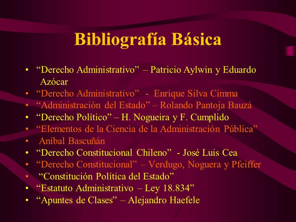 Contenidos Unitarios Básicos LA FUNCION PUBLICA MARCO NORMATIVO - Constitución Política del Estado - Estatuto Administrativo SISTEMAS OPERATIVOS CONTR