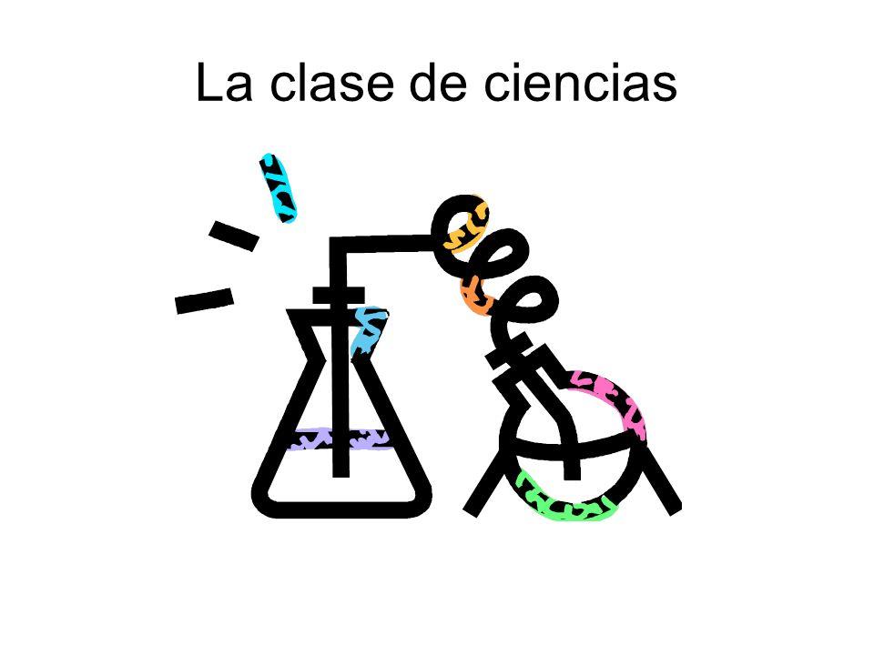 La clase de ciencias