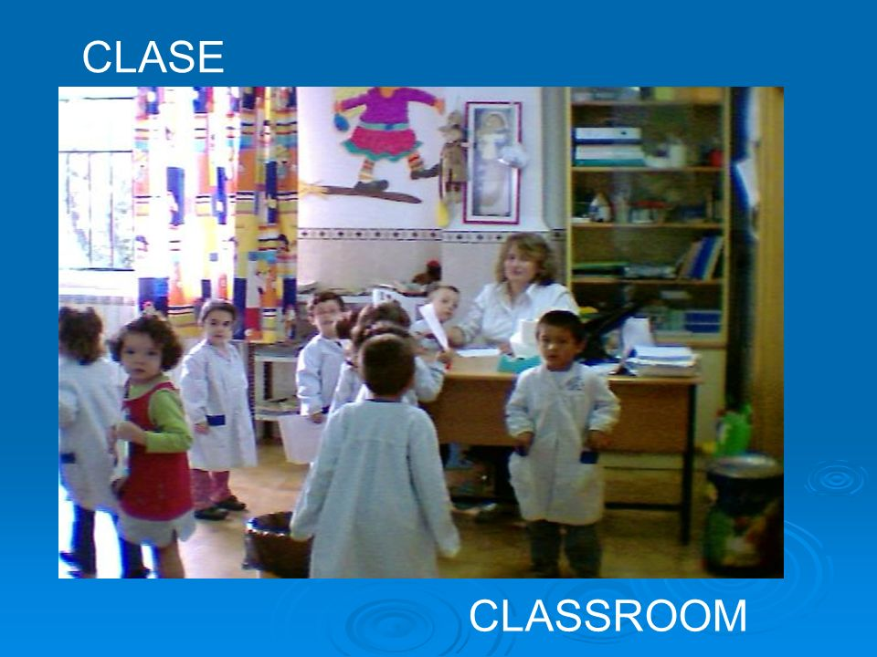 CLASE CLASSROOM