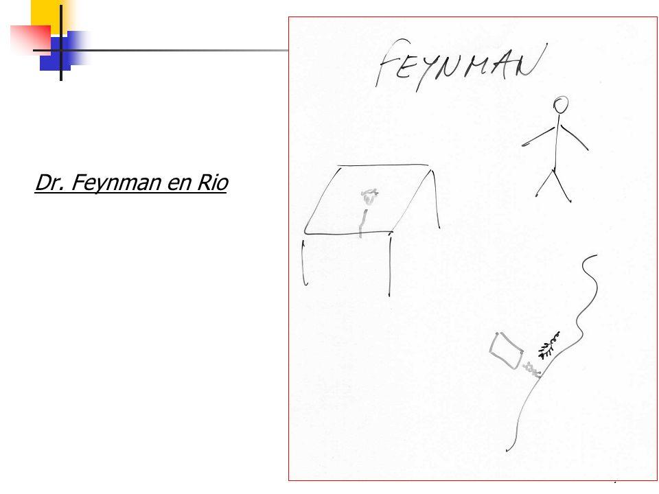 7 Dr. Feynman en Rio