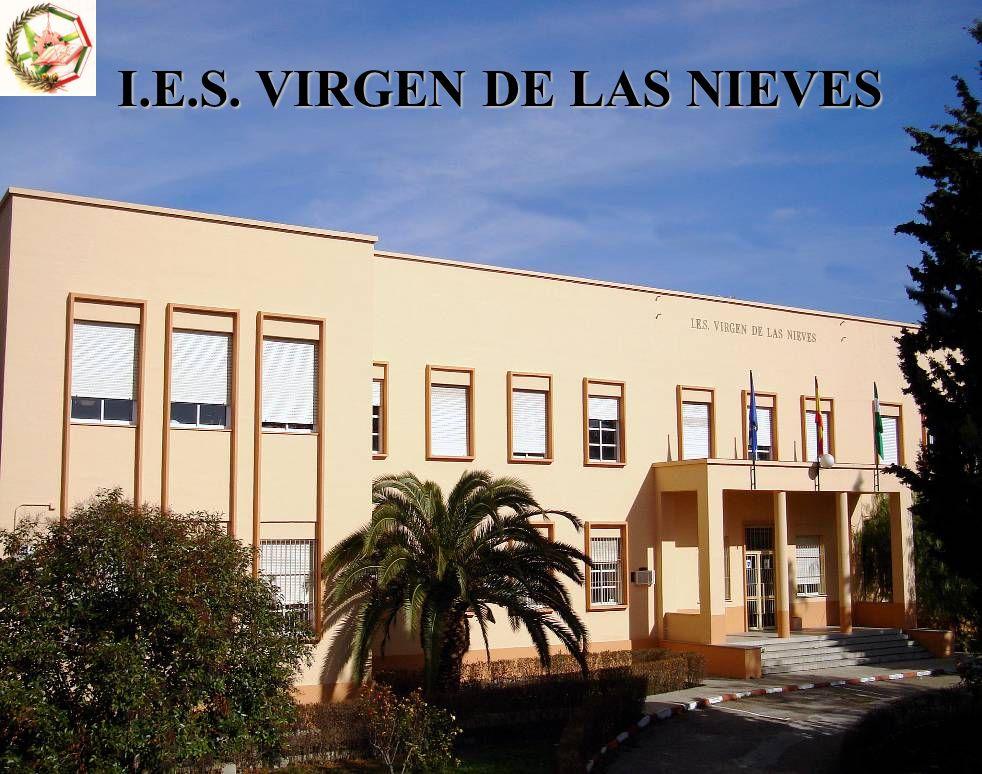 IES VIRGEN DE LAS NIEVES LOCALIZACIÓN DEL CENTRO PAÍS: España COMUNIDAD AUTÓNOMA: Andalucía PROVINCIA: Granada Avda.