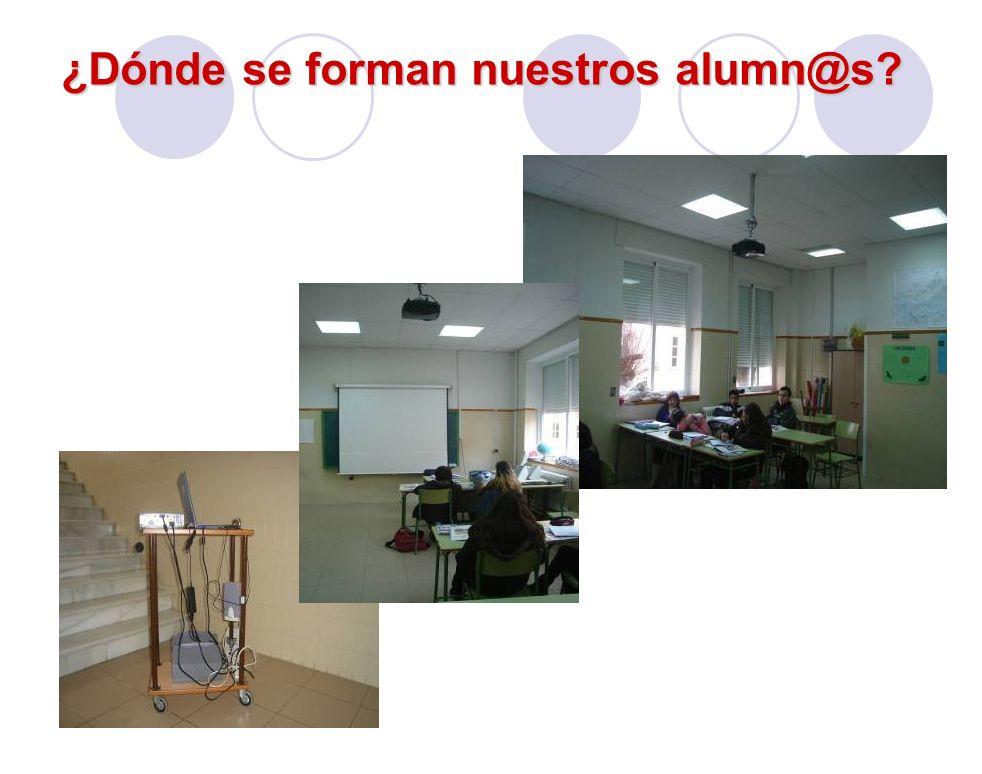 IES VIRGEN DE LAS NIEVES Participación de alumnado en proyectos educativos a nivel internacional.