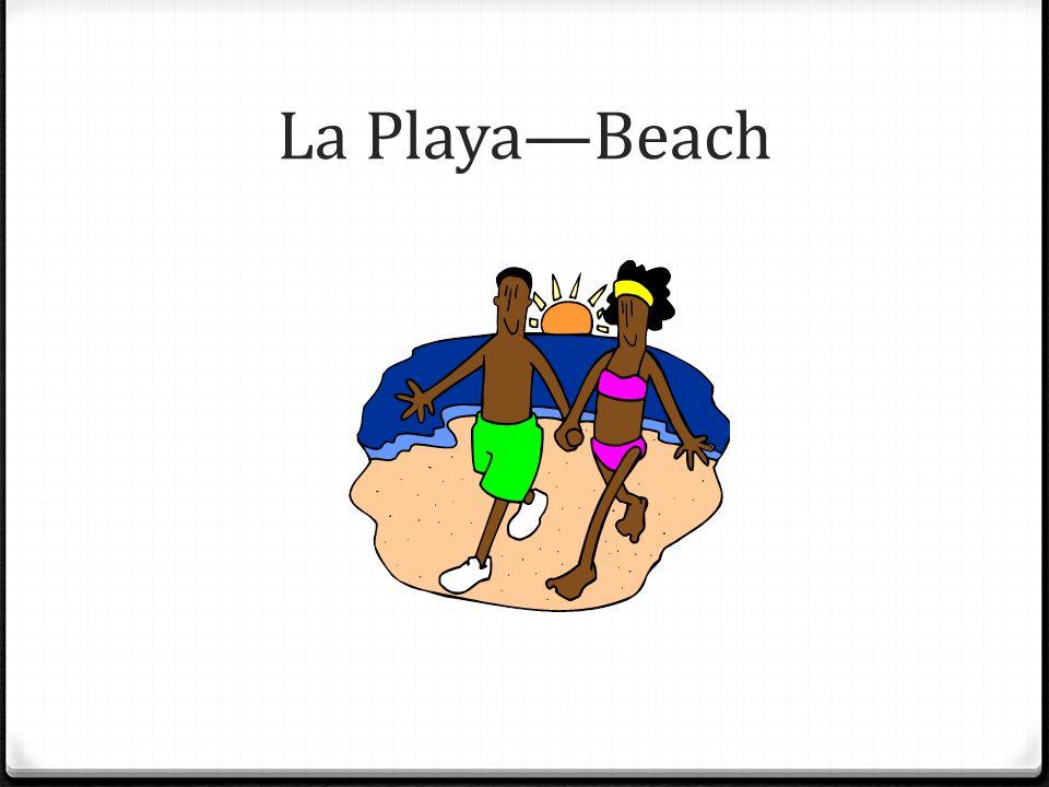 La PlayaBeach