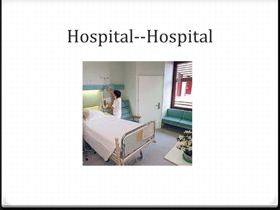 Hospital--Hospital