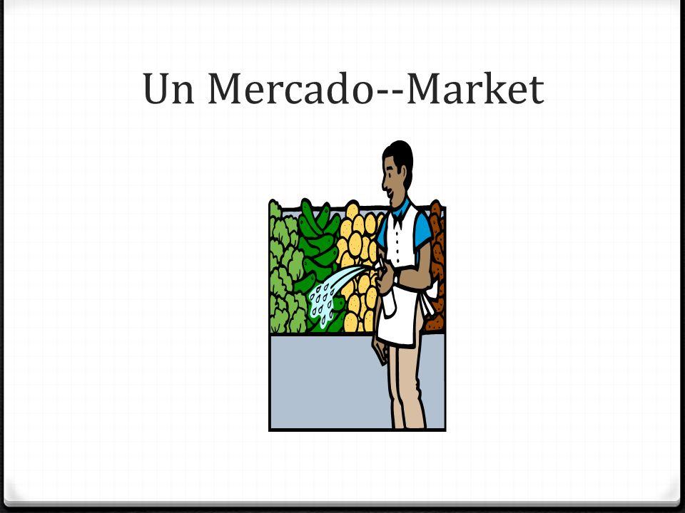 Un Mercado--Market