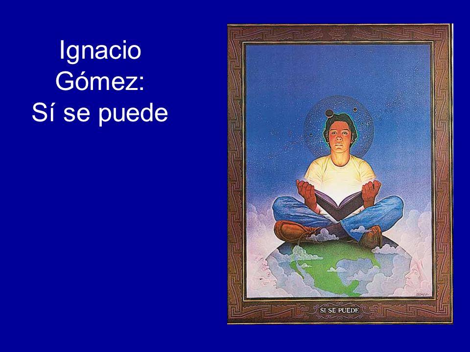 Ignacio Gómez: Sí se puede