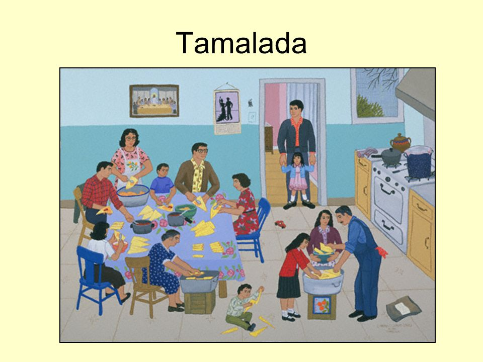 Tamalada