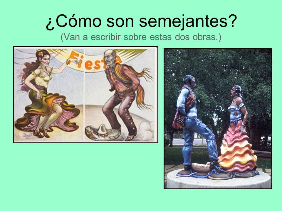 Ver…pensar…escribir Este es un cuadro del pintor mexicano Octavio Ocampo.