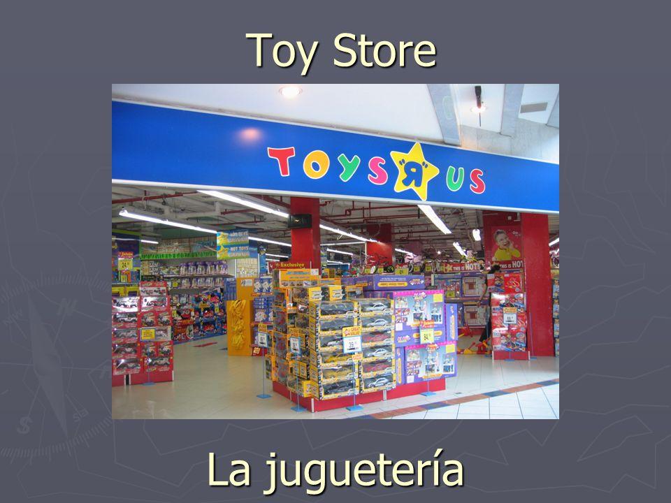Toy Store La juguetería