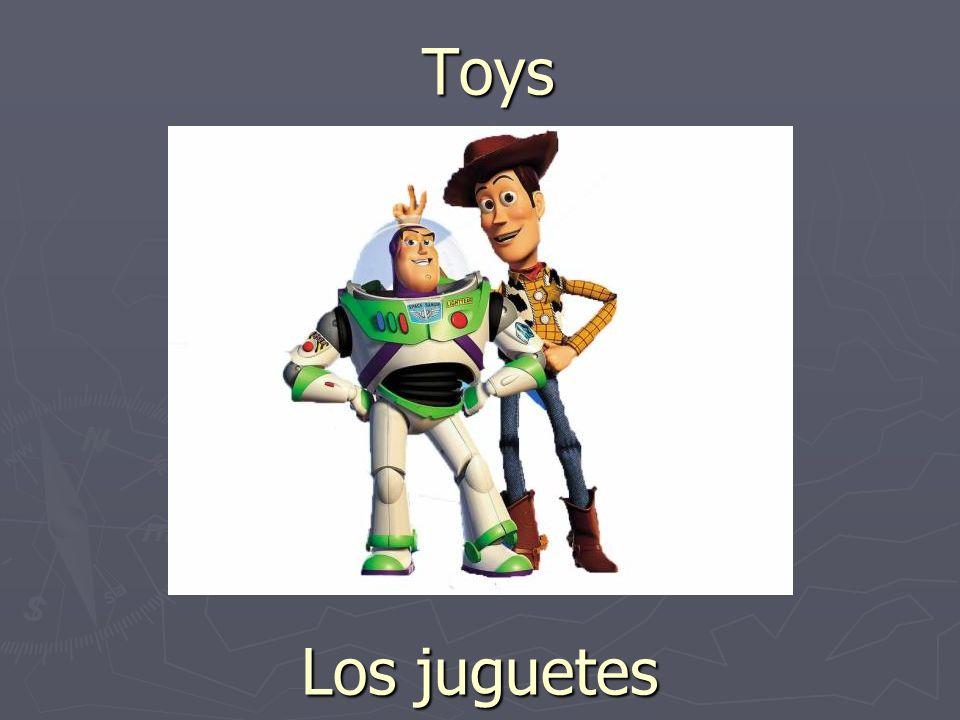 Toys Los juguetes