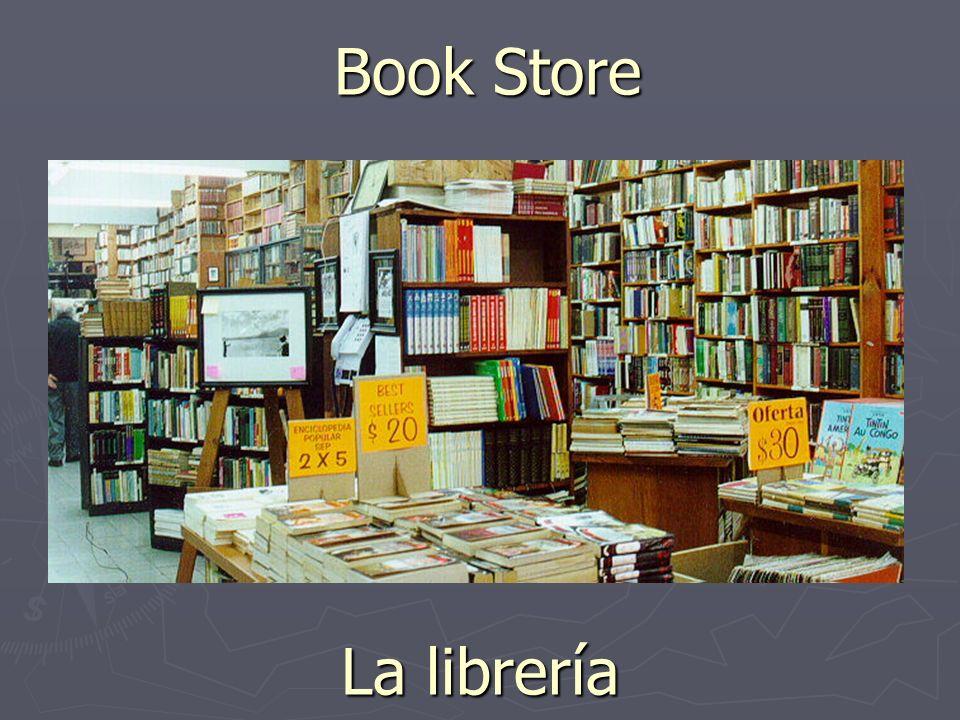Book Store La librería