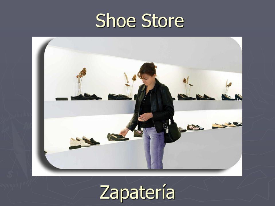 Shoe Store Zapatería