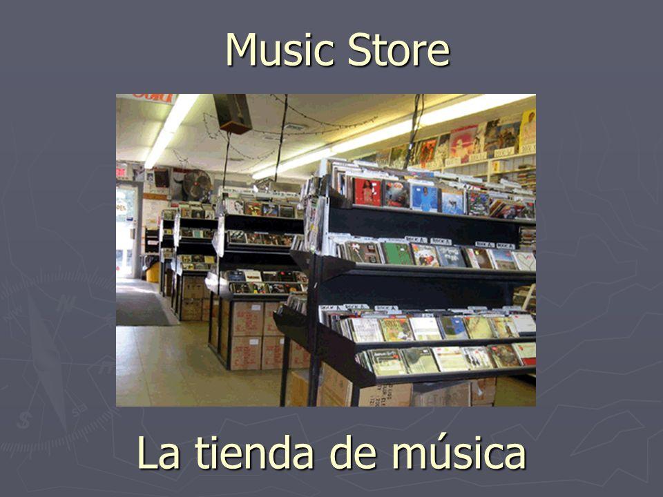 Music Store La tienda de música