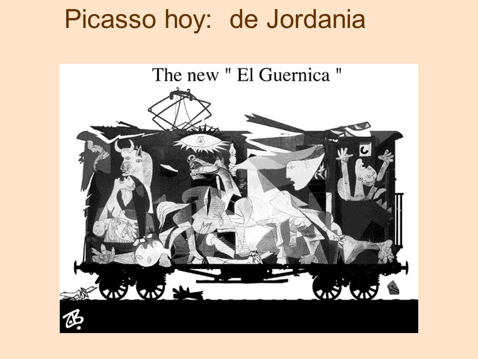 Picasso hoy: de Jordania