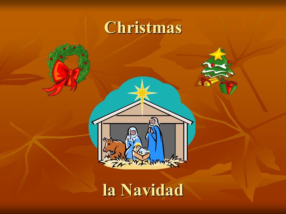 Christmas Eve la Nochebuena