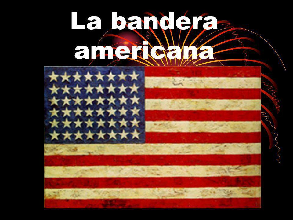 La bandera americana