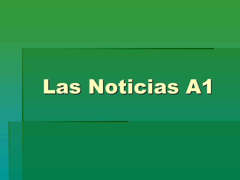 Las Noticias A1