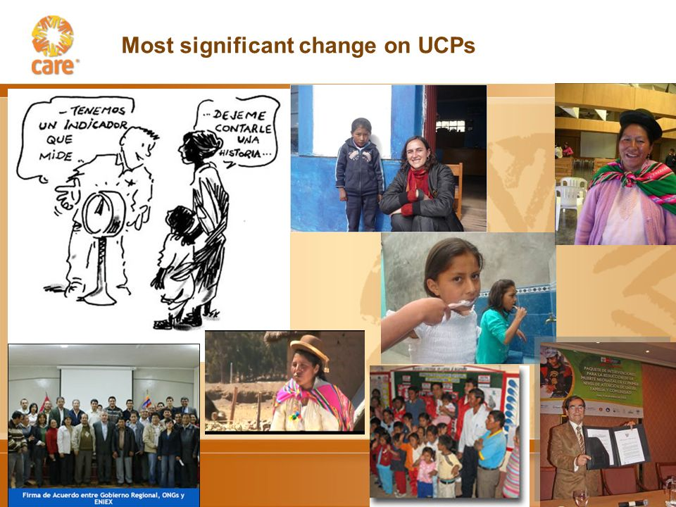 Most significant change on UCPs