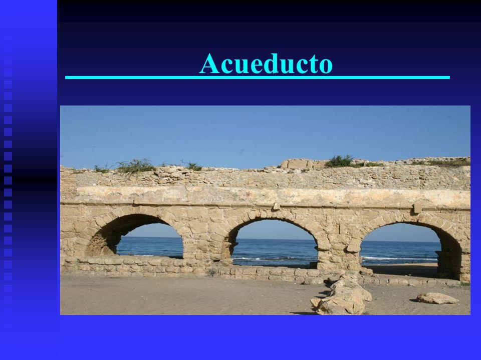 Caesarea Construida por el Rey Herodes en el primer siglo Construida por el Rey Herodes en el primer siglo El teatro romano, hipodromo y acueducto El