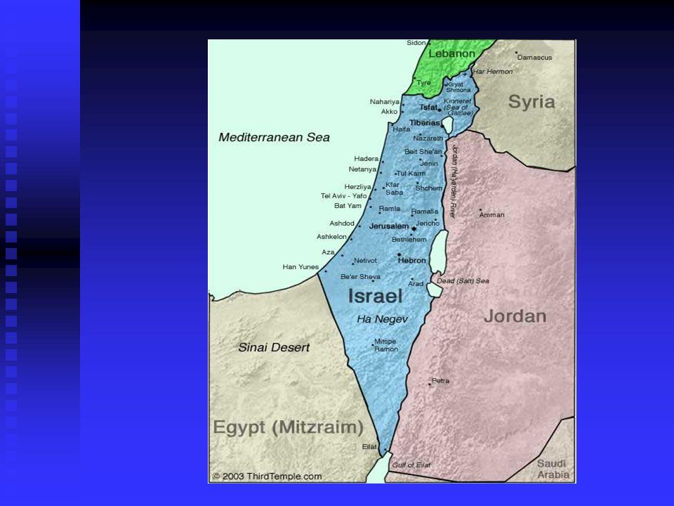 Por que Israel ? Cuna de las grandes religiones monoteistas Cuna de las grandes religiones monoteistas Lugar de importantes santuarios, iglesias, siti