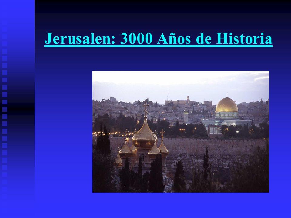 Algunos factos sobre Jerusalen Ciudad Vieja de Jerusalen: Iglesia del Santo Sepulcro, Via Dolorosa, Muro de los Lamentos, Barrio Judio y el Cardo Roma
