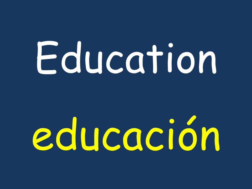 Education educación