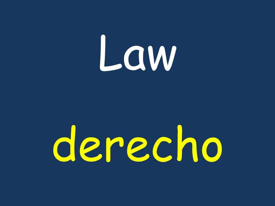 Law derecho
