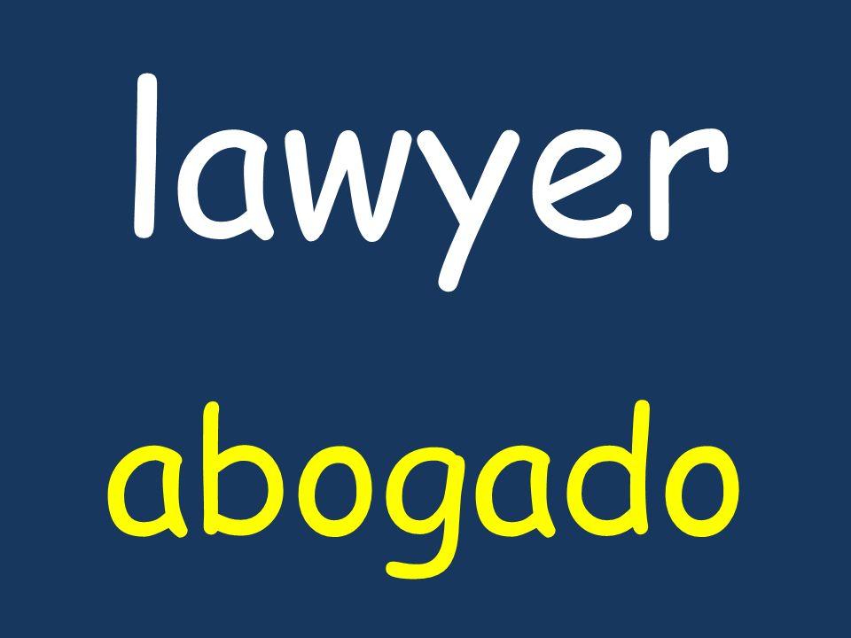 lawyer abogado