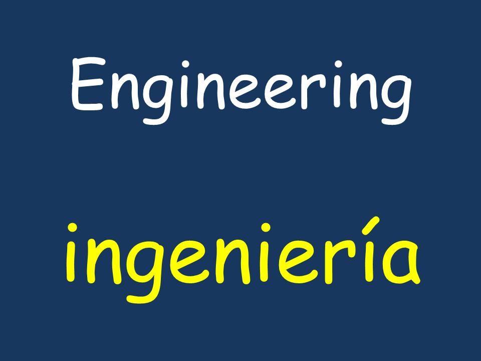 Engineering ingeniería