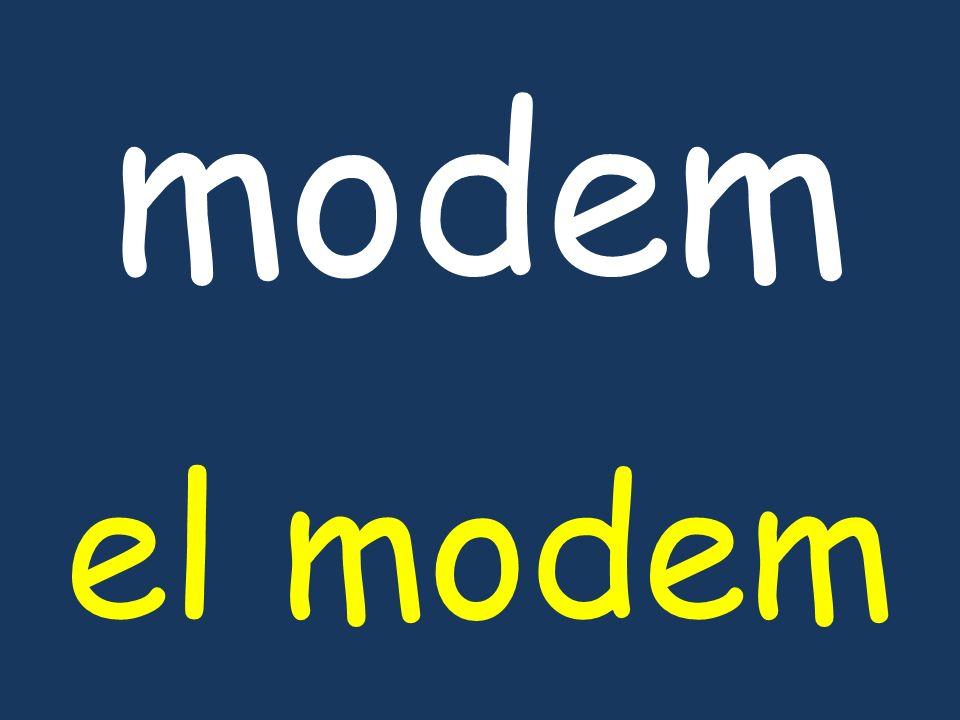 modem el modem