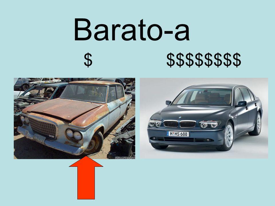 Barato-a $$$$$$$$$