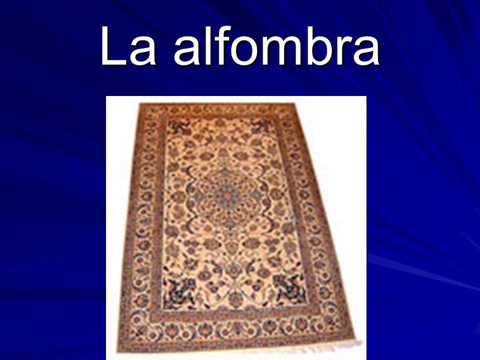 La alfombra