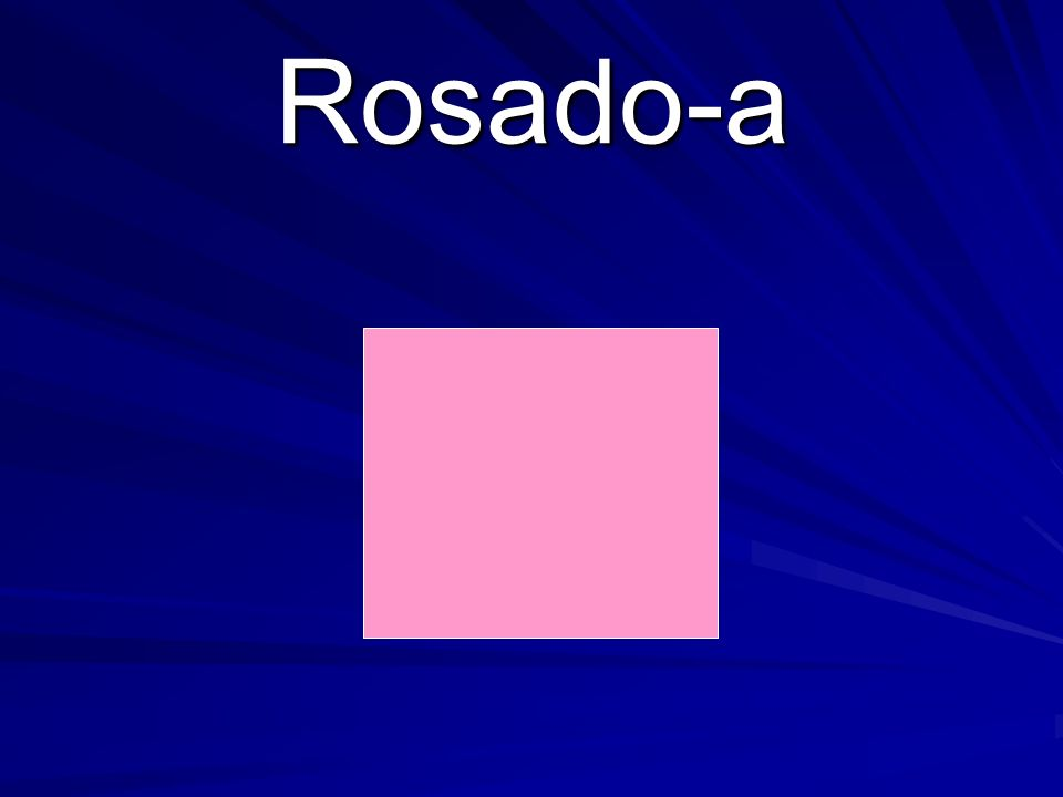Rosado-a