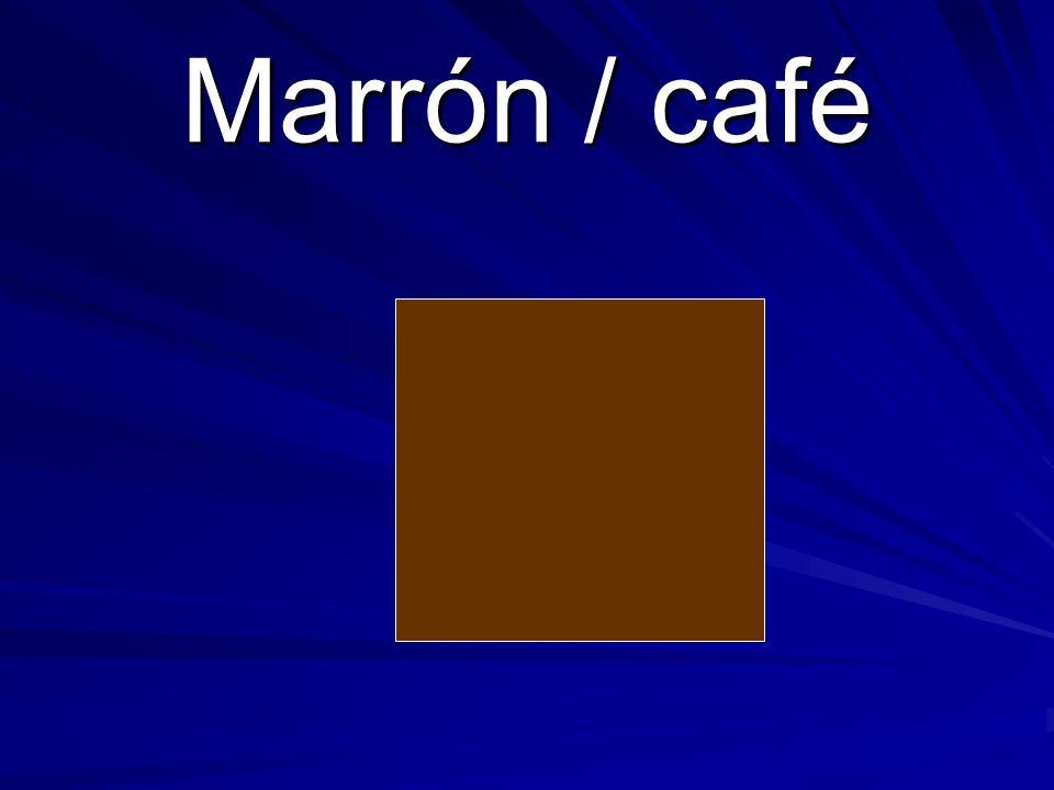 Marrón / café