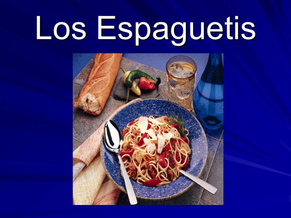 Los Espaguetis