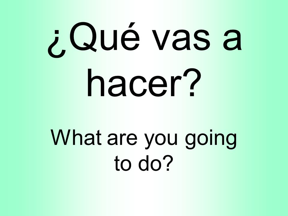 ¿Quieres ir de compras? Do you want to go shopping?