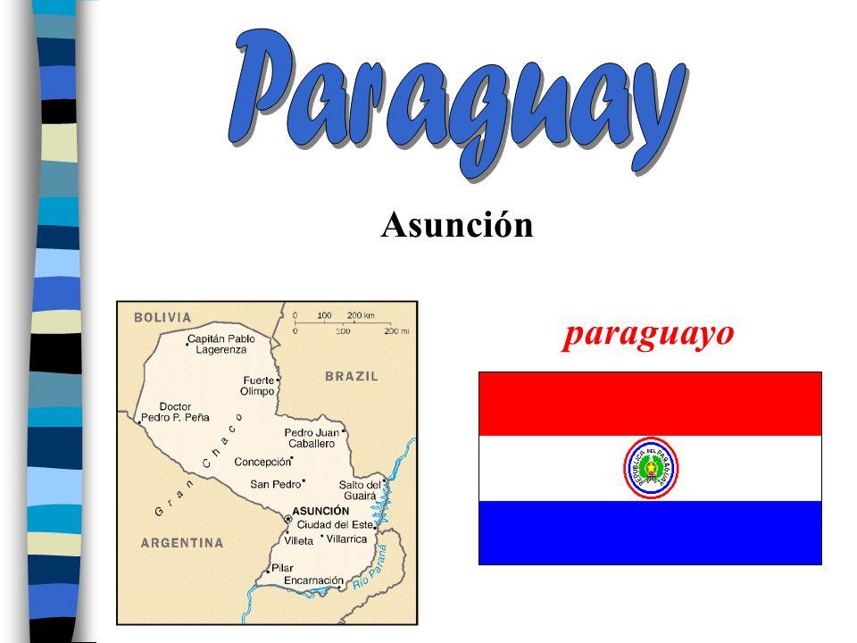 La Paz y Sucre boliviano