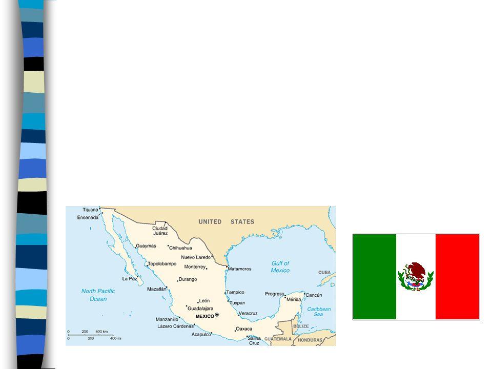 México Guatemala El Salvador Honduras Nicaragua Costa Rica Panamá