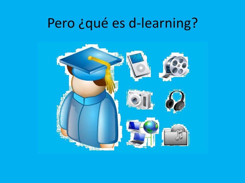 Términos comunes e-learning v-learning m-learning b-learning