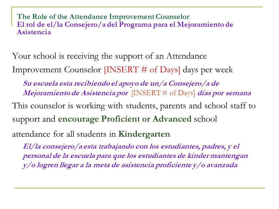 Lo que pueden hacer los padres/tutores legales: 1.