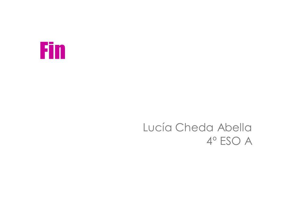 Fin Lucía Cheda Abella 4º ESO A