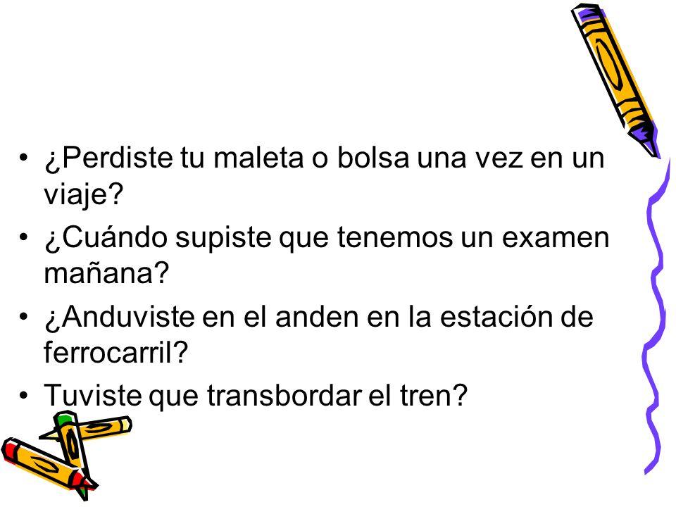 En Español… I was in class yesterday.Were you all in school yesterday.